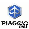 Piaggio 2T Motorblok