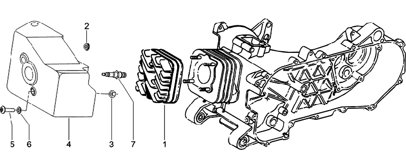 5.CYLINDER HEAD COVER