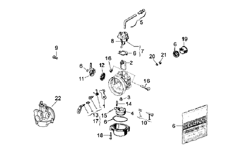 36.CARBURETOR PG