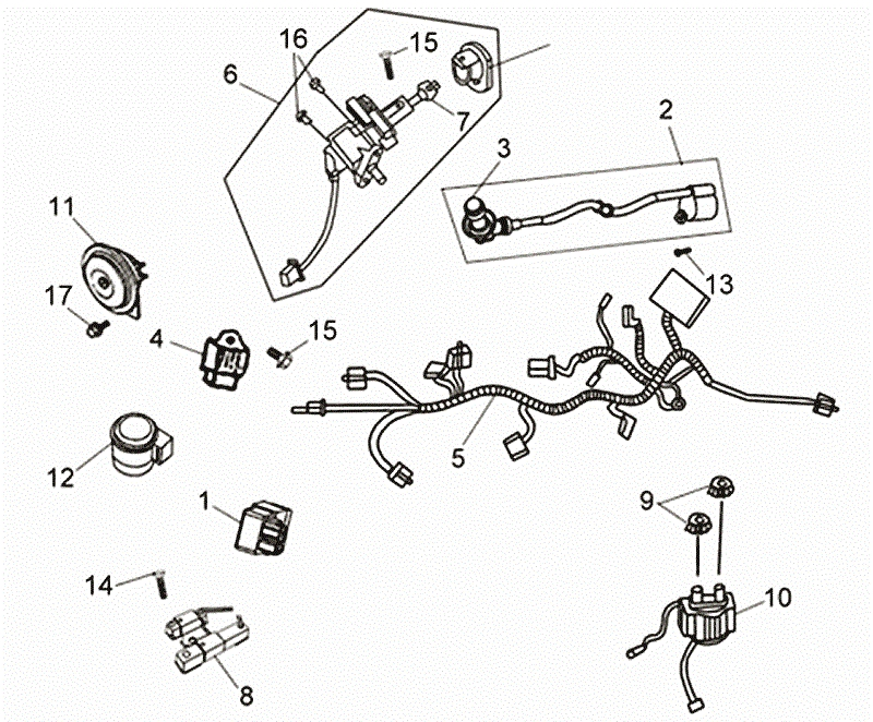 34.WIRE HARNESS