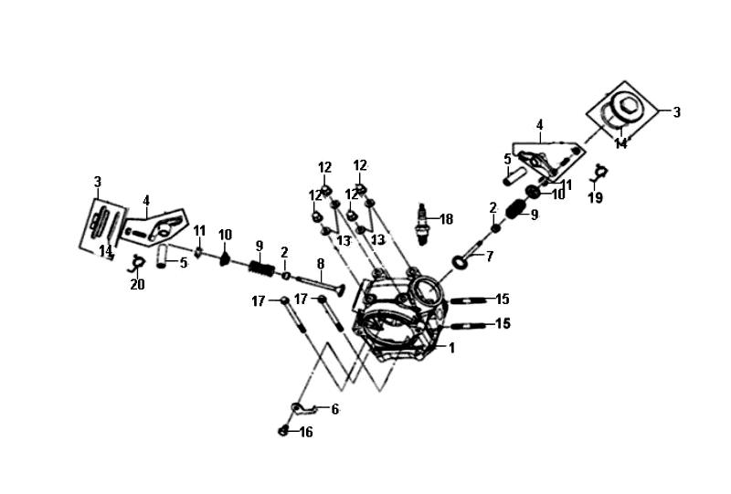 2.CYLINDER HEAD