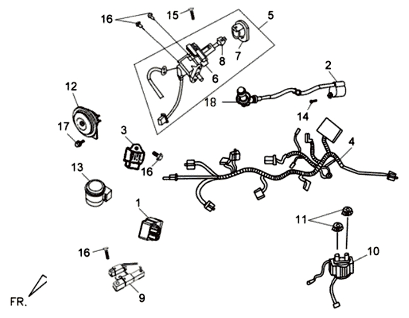 29.WIRE HARNESS