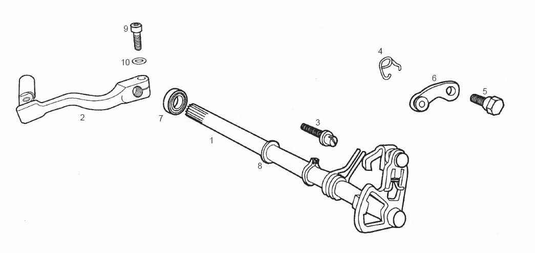 Schakelmechanisme