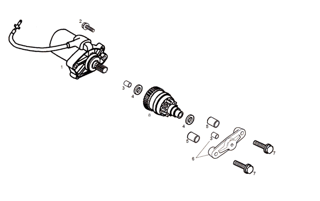 27. Startmotor