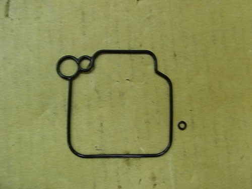 CARB. GASKET FIXING SET.