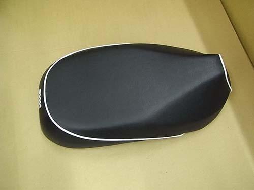 DOUBLE SEAT COMP(BLACK)