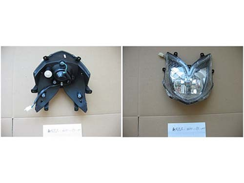 HEAD LIGHT ASSY