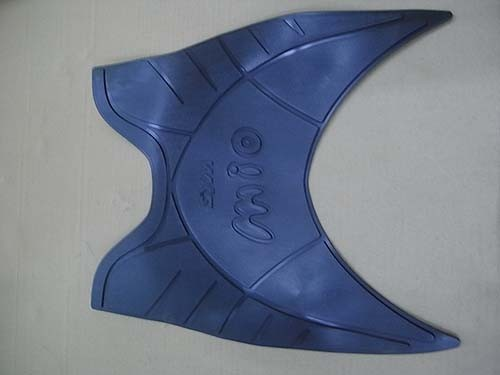 VLOERMAT GY-426U LICHTGRIJS