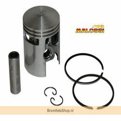 Malossi Zuiger Kit 43mm A Gilera Citta / Piaggio Si / Vespa Bravo/Ciao
